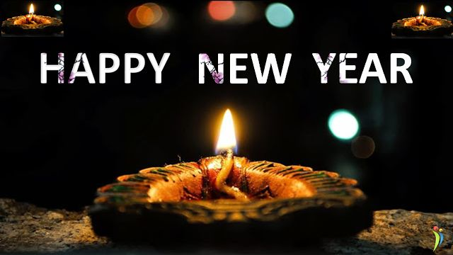 Happy Diwali And New Year Wallpapers: Happy New Year Wallpaper Ideas