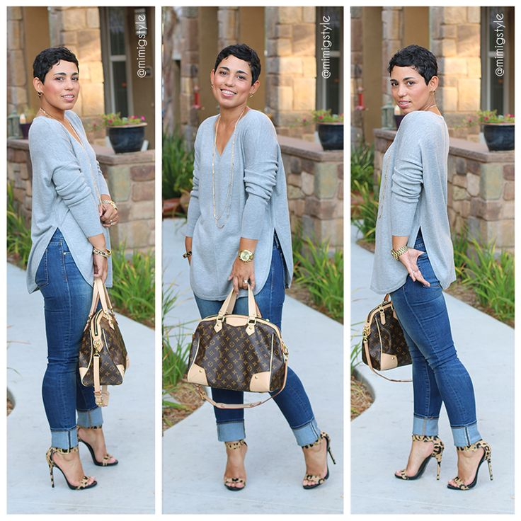 Sweater & Jeans + Forever 21 Haul Video - #MimiGStyle