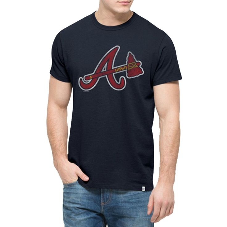 Atlanta Braves - All Pro Flanker Logo T-Shirt