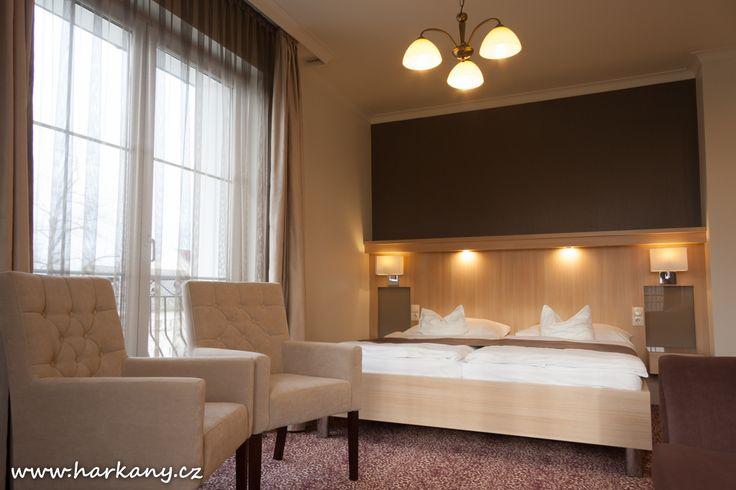 Xavin Hotel**** - pokoj - Lázně Harkány