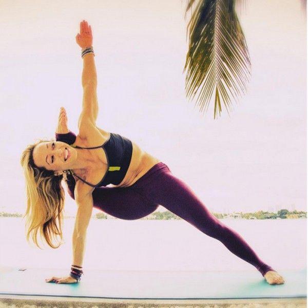 Instagram Yoga Star Kino MacGregor Offers Daily Yoga
