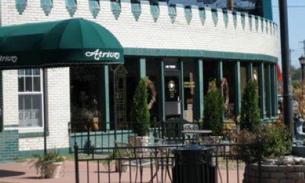The Atrium Restaurant...Bay City, Michigan