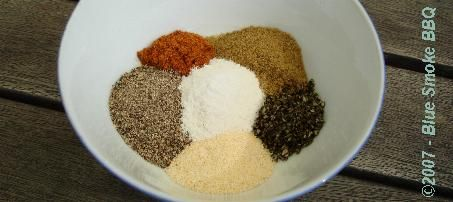 Brazos Dry Rub Kruidenmix voor Barbecue Rosbief