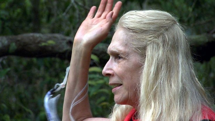 Lady C quits jungle after feuds with Duncan Bannatyne and Tony Hadley