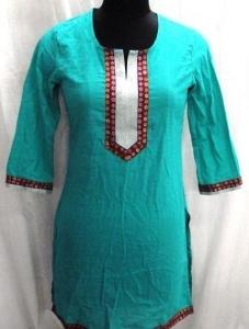 Pure cotton designer kurtis - Delhi-