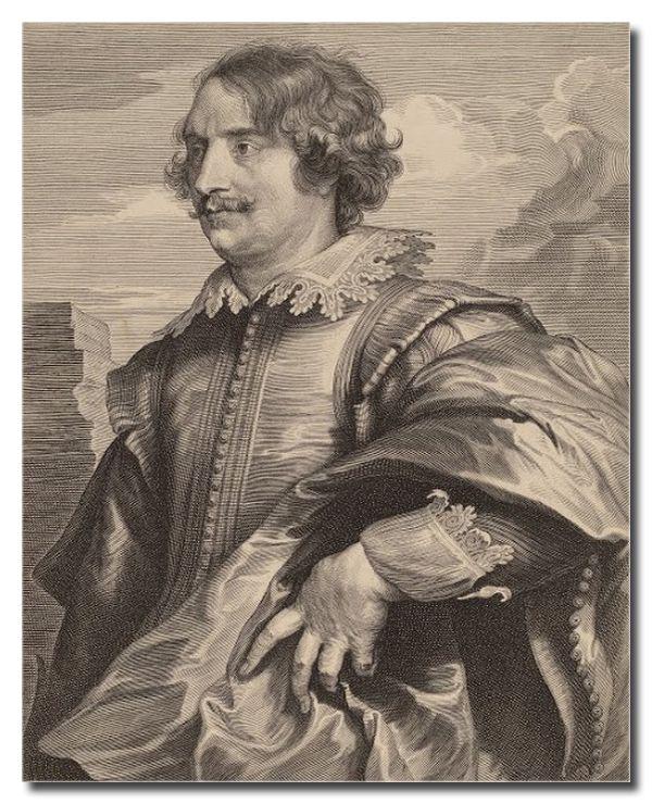Reprodukcja Antoon van Dyck kod obrazu dyck86