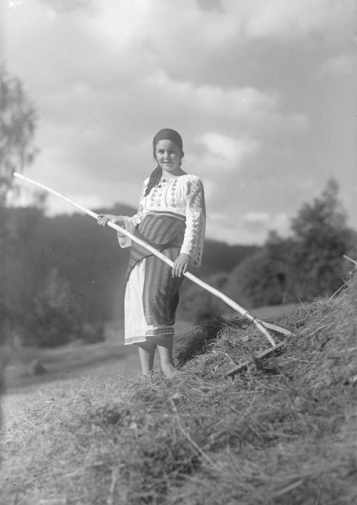 Adolphe A. Chevallier (n. 7 noiembrie 1881, Branar, Județul Neamț antebelic (astăzi în județul Suceava) - d. 23 aprilie 1963, Baden): taken in the 1920's capturing the everyday life of the local communities along Bistrita valley.