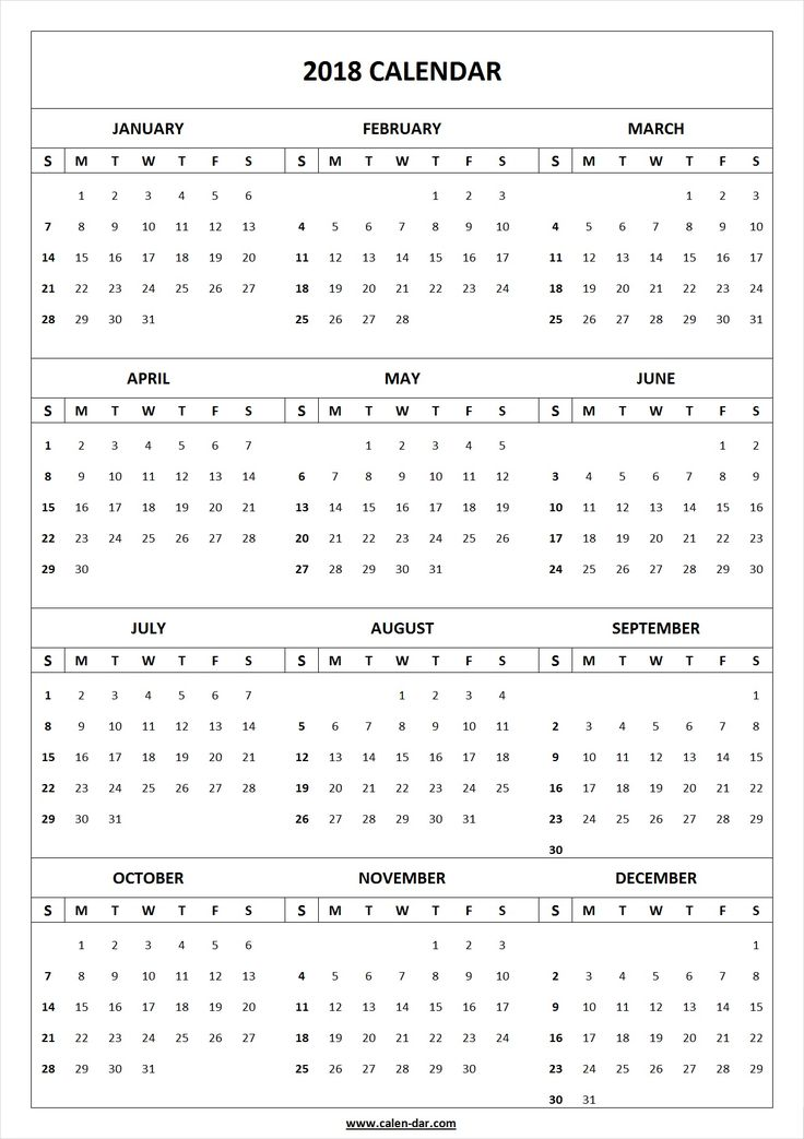 17 best Calendar images on Pinterest Planners, Microsoft word - yearly calendar