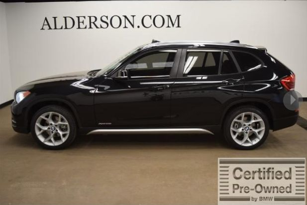 Certified Pre-Owned 2014 BMW X1 xDrive28i Xdrive28i SUV For Sale Lubbock, Texas