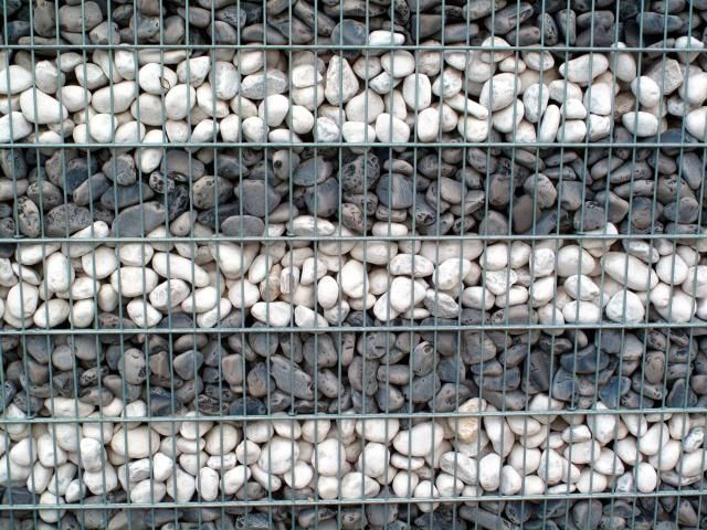 Soil Erosion Control Techniques: Gabion system can be used to prevent erosion.