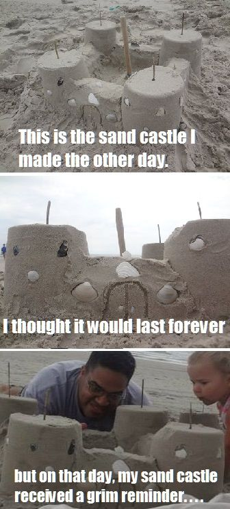 Attack on Sand Castle.
