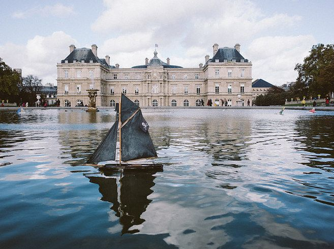The Jardin du Luxembourg | The Ultimate Parisian Guide To Paris