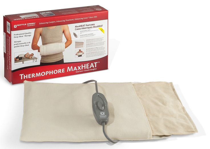 Thermophore Arthritis Pad Moist Heat Hand Muff (Model 174) - HeartRateMonitorsUSA.com