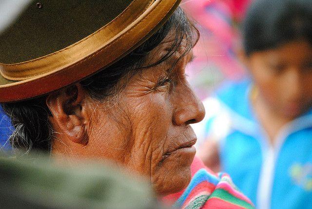 Cholita de Copacabana / Bolivia | Flickr: Intercambio de fotos
