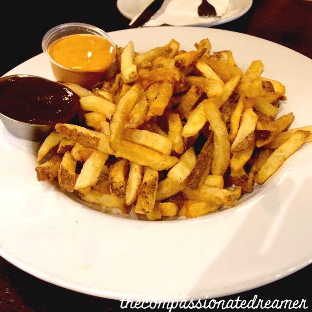 Fries From Johnny Rad S Vegan For A Week Vegetarian Recipes Vegan Restaurants