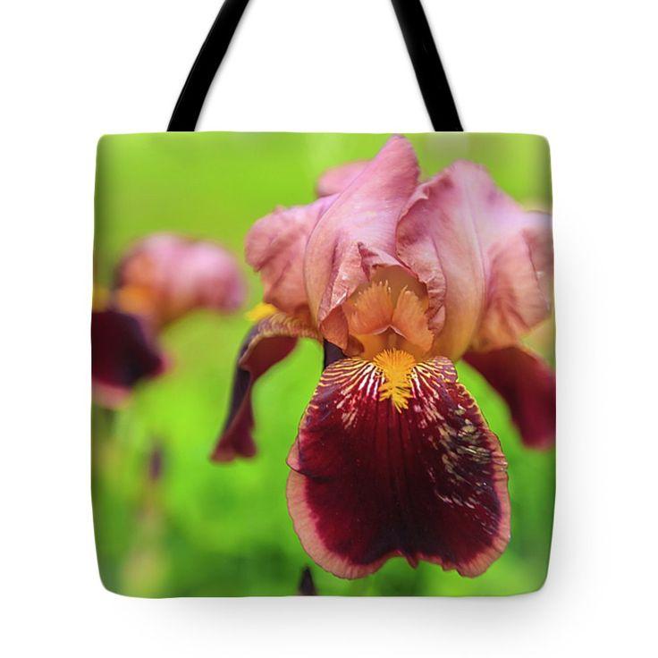 """New artwork for sale! - """"Lovely Iris Flower"""" - https://fineartamerica.com/…/lovely-iris-flower-anna-matvee… … @fineartamerica"""