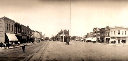 """Coffeyville, Kansas early 1900 (reference to """"Untold Secrets"""")"""