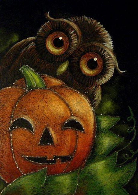 Image result for owl halloween