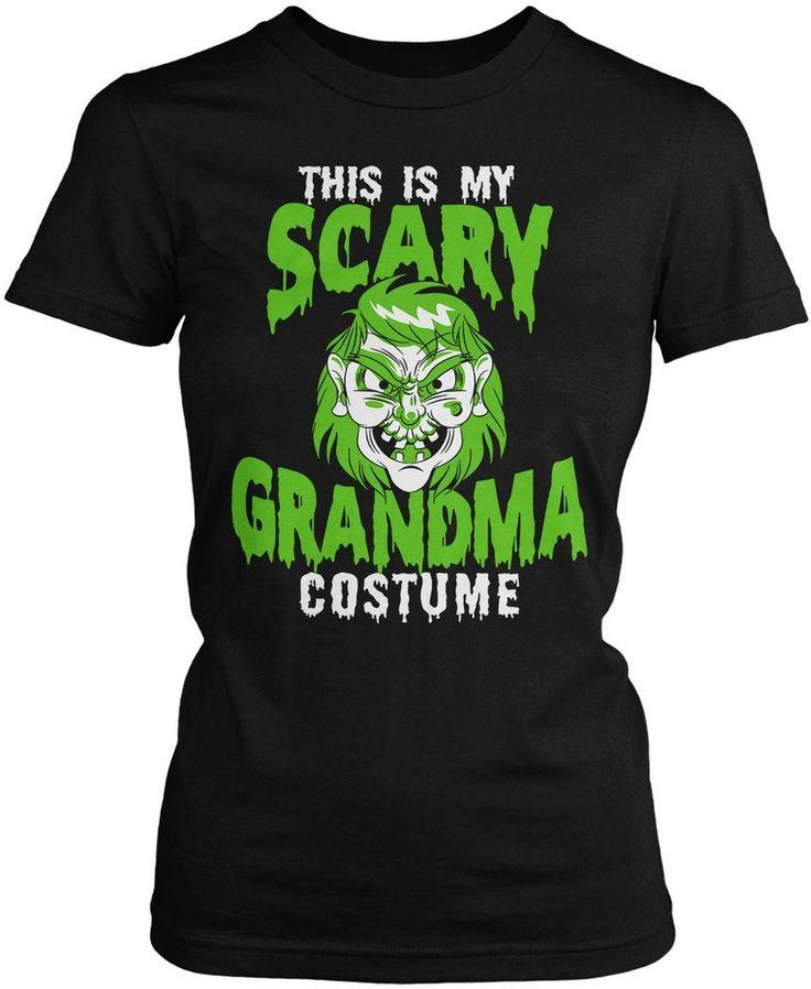 e38cbe5eedd614f6fd9e8429fdb8f913 grandma costume scary