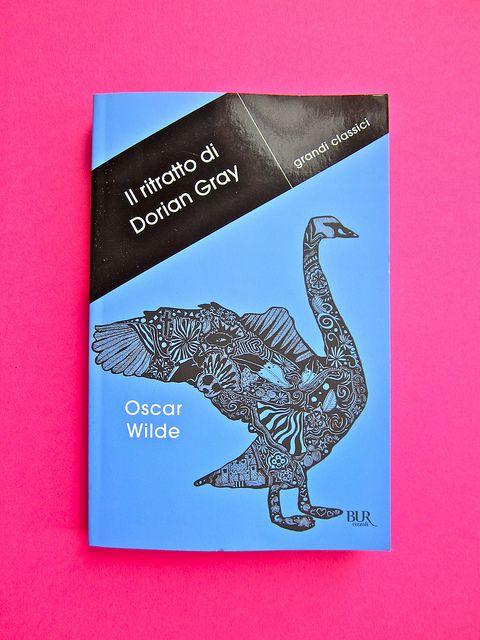 Oscar Wilde, Il ritratto di Dorian Gray.,BUR 2012. Art Director: Francesca Leoneschi / theWorldofDOT; imm. di cop.: @Kimi Recar. Copertina (part.), 5 by federico novaro, via Flickr