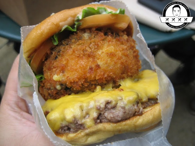 how to make cheese filled burgers