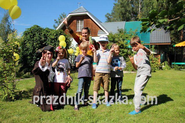 Аниматоры для детей 4 года http://prazdnik-skazka.com/