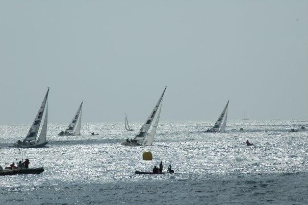 Sailing in Porto Azzurro! #Slam #Advanced #Technology Sportwear #Elba #Summer