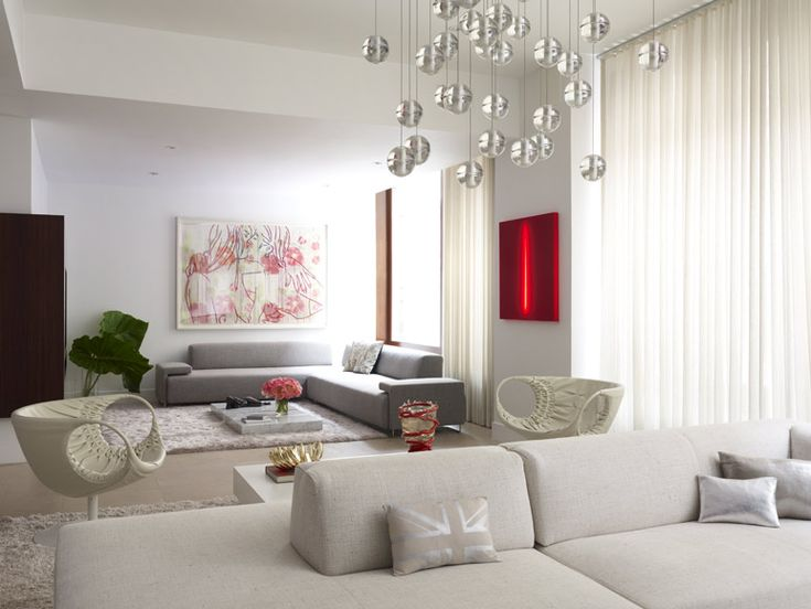 Fabulous Flat   Modern   Media Room   New York   By West Chin Architect