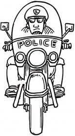 police coloring pages google search