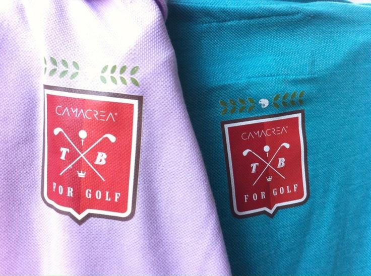 Golf merchandising by CAMACREA®