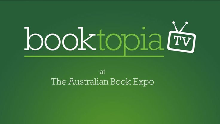 Booktopia TV at The Australian Book Expo-   Where bookish people are, Booktopia are never far away.