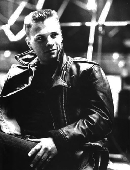 Best drummer in the world...and without him we would not have U2.    I give you the indredible Larry Mullen Jr.