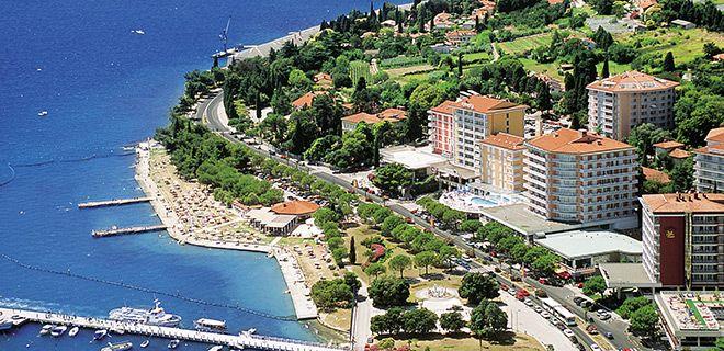 Каникулы и отпуск в Словении  LifeClass Порторож 2014