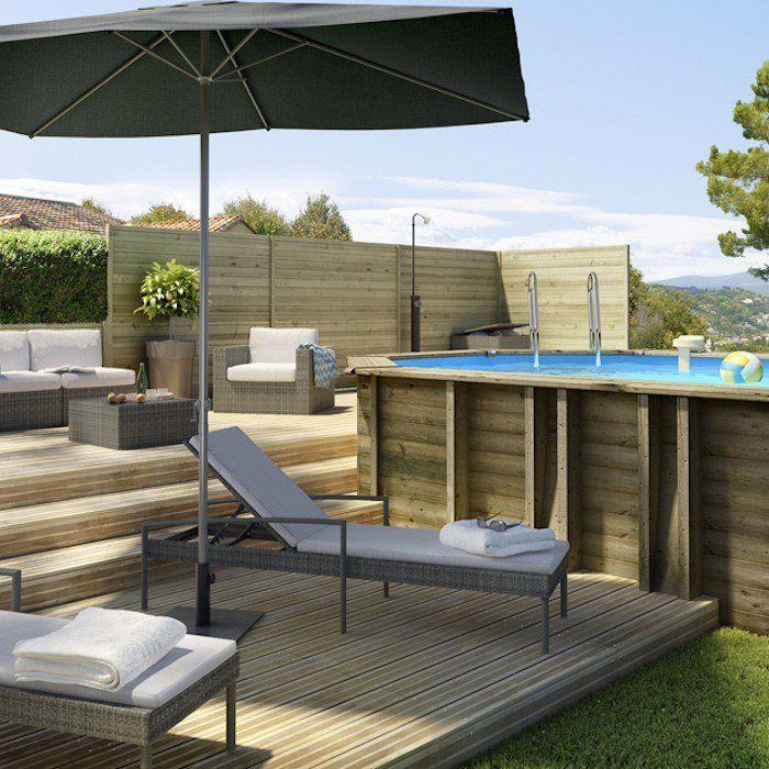 bain de soleil castorama ou transat de plage pour jardin et piscine
