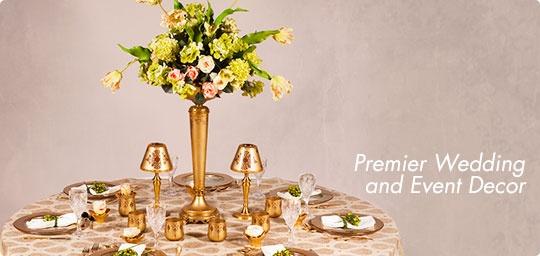 Wholesale Candelabras, Crystal, Nickel and Gold candelabra, Wholesale Floral stands, Wholesale candle holders, Vases, Bowls, Votive Holders