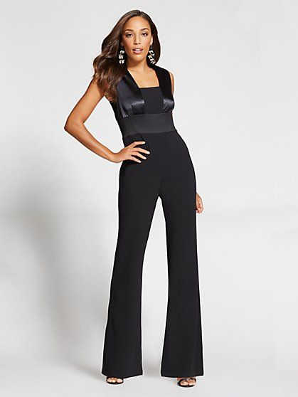 cd2a8ce0a51c Gabrielle Union Collection - Halter Jumpsuit - New York   Company ...
