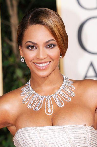 EVENING MAKEUP:  Beyonce makeup
