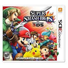 Nintendo 3DS - Super Smash Bros.