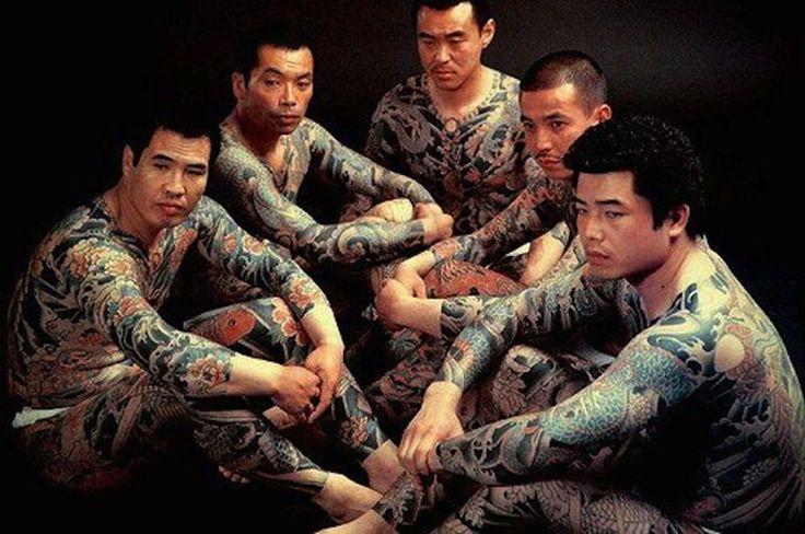 Yakuza: The Mystery Behind the Japanese Mafia