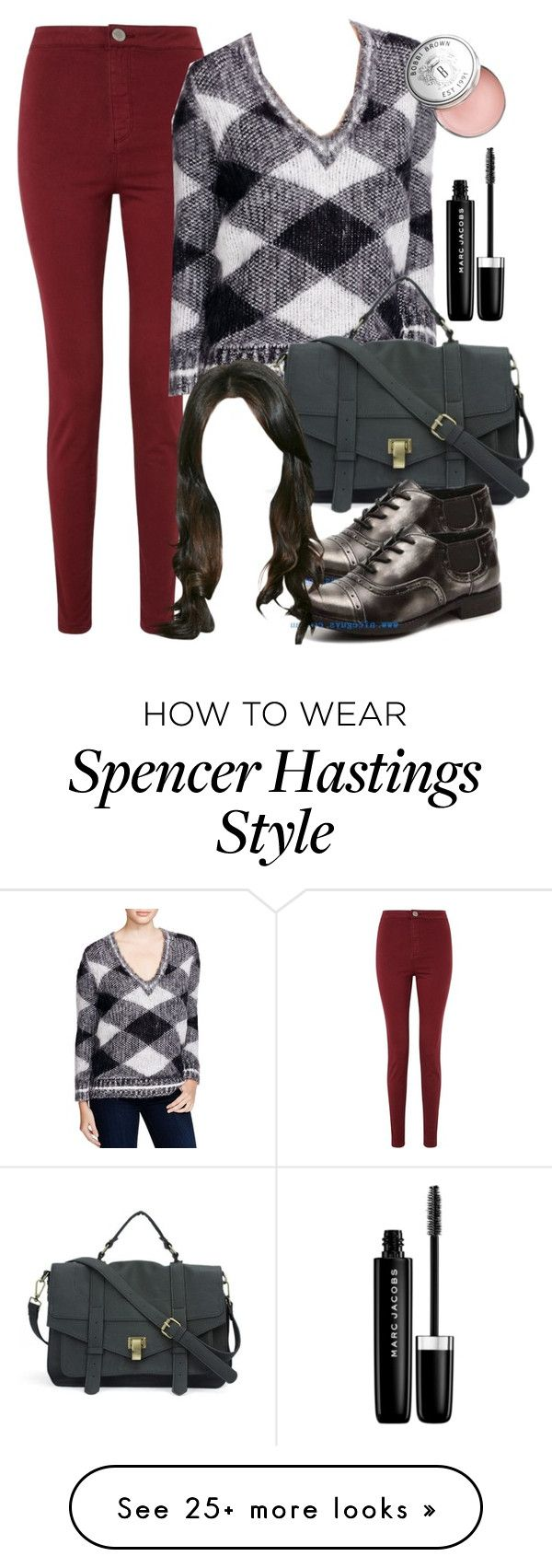 Spencer hastings summer style