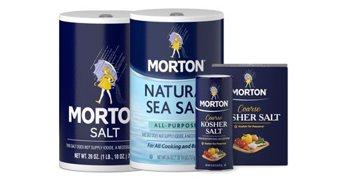 Hard water stains? Get a free Morton Salt water test strip and find out if you have any hard water issues. Available while supplies lasts. Sign up today!