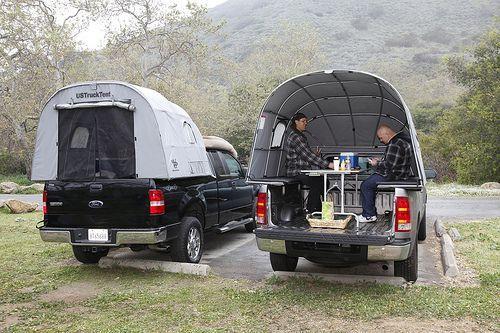Frogi- Truck Tent / Camper Top