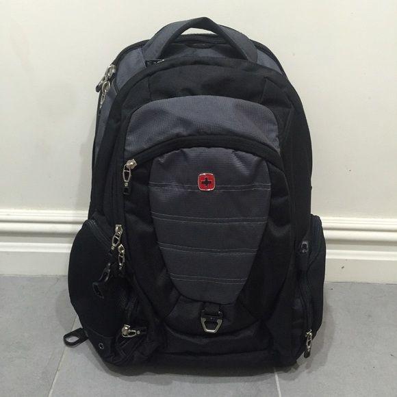 Swiss Backpack Swiss Utility Backpack. NWOT Swiss Bags Backpacks