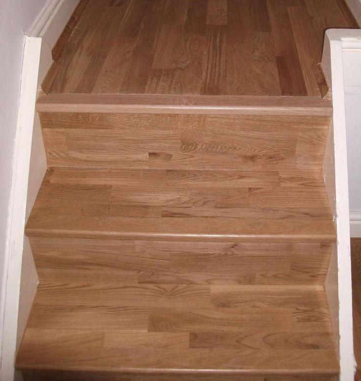 Istoria Bespoke Engineered Hardwood Flooring Oak 3 Strip Stair Case And  Floor