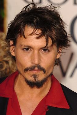The Shaggy Johnny Depp, style