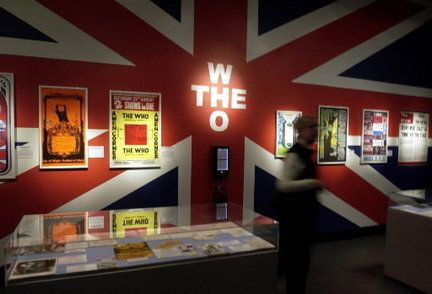 "The Who's ""Tommy"" was the subject of a major exhibition in 2005 at The Rock and Roll Hall of Fame.: The Rock"