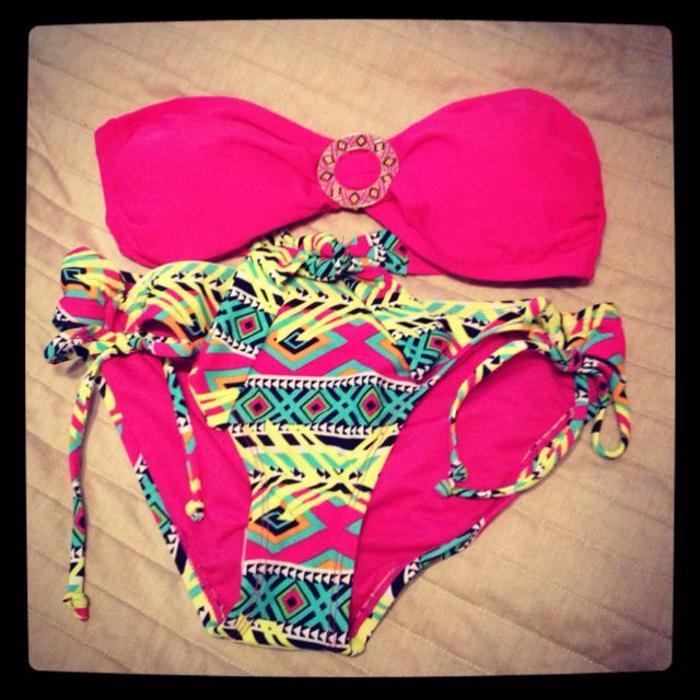 New bathing suit...available at target!