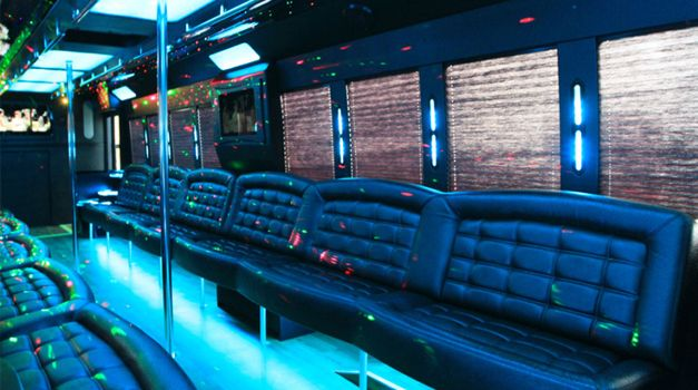 A Party Bus Rentals can be both a fun and luxurious method of transportation for a large group of people.