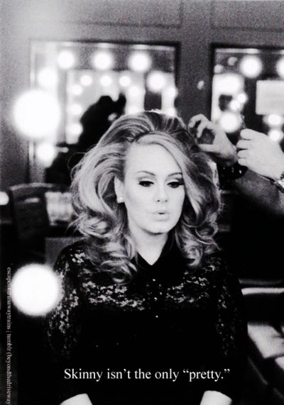 Adele..Great music and a great year for her.