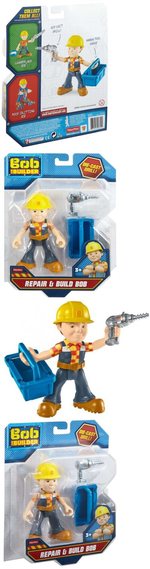 Bob the builder live online dvd rental - Bob The Builder 20902 Bob The Builder Everyday Bob Figure Buy It Now